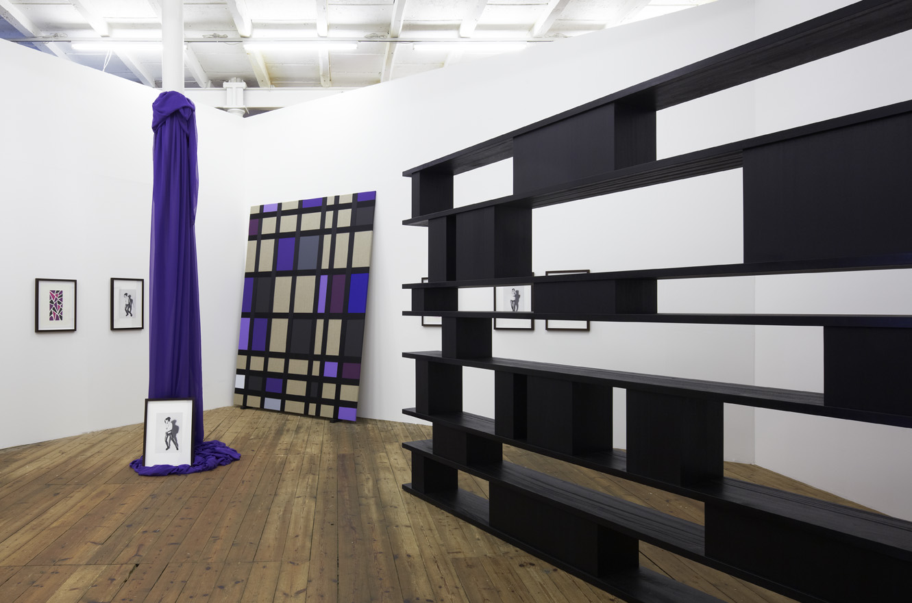 Dorte Jelstrup. Sometime After (Connected and Apart), 2010. Mixed media. Variable dimensions. Installation view. Exhibition at Kunsthallen Brandts, Odense, 2010.