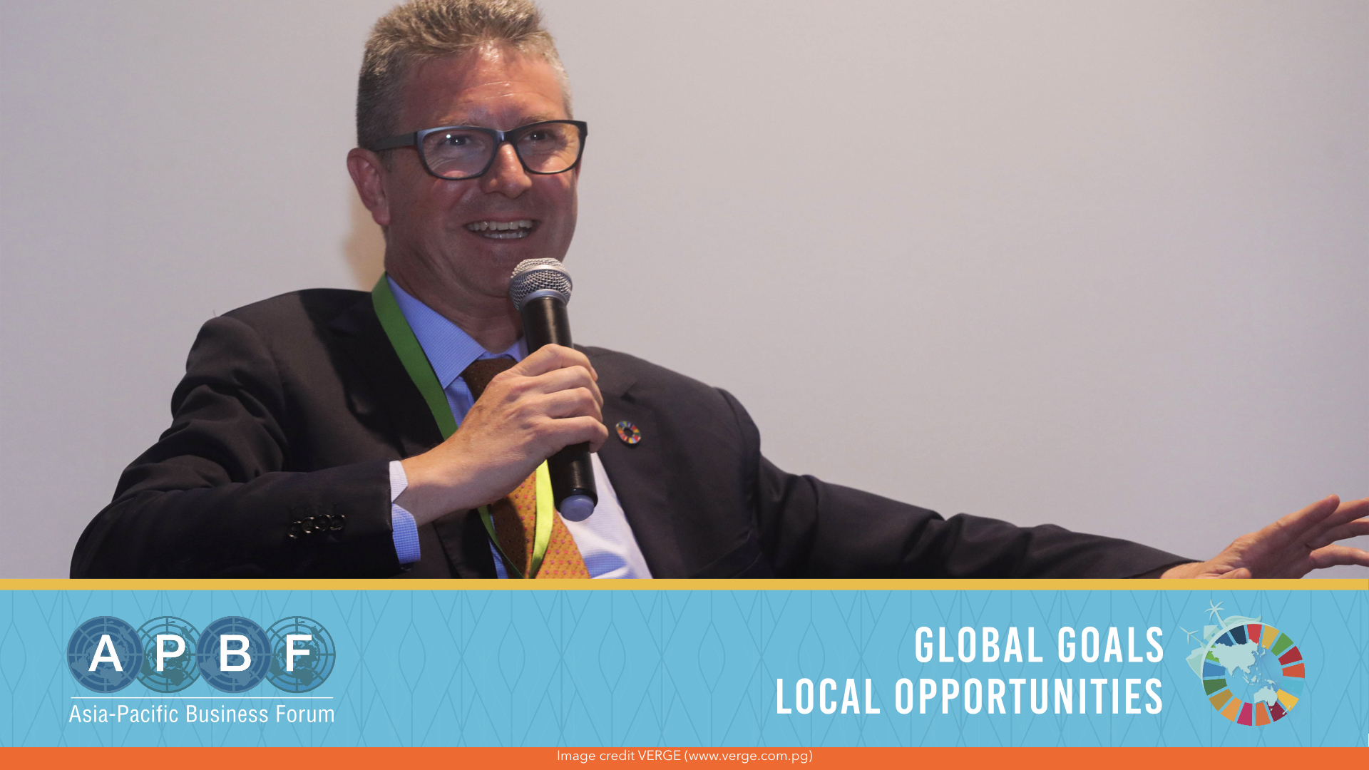 The Chair of the 15thUN Asia Pacific Business Forum, David Morris, is a political risk consultant and is Senior Expert, Asia Pacific, with L&M Prisk.