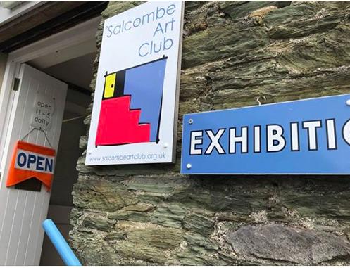 - Salcombe Art Club Summer ExhibitionThe Loft Studio, SalcombeMarch - September 2018