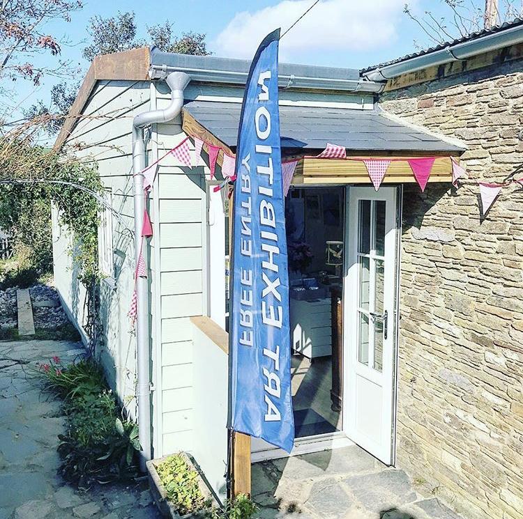 - South Hams Arts Forum Arts Trail with Maggie Smith and Sue Farrow-Jones at Hillcrest Studio, Goveton, Kingsbridge12 - 27 October 2019