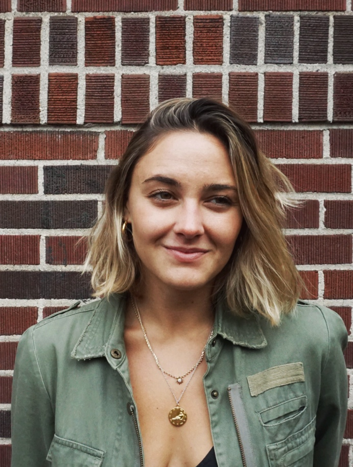 Alexis Kafkis  Art Director, Herbalist