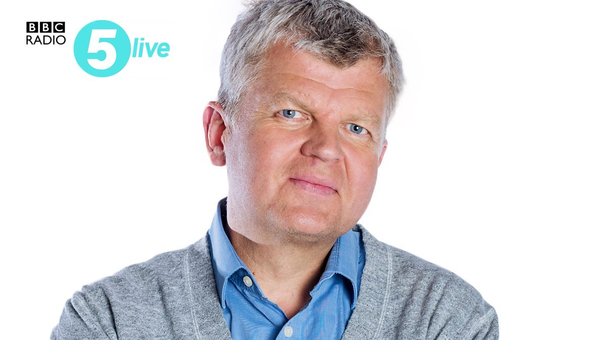 Adrian Chiles, 5 Live May 2019 -