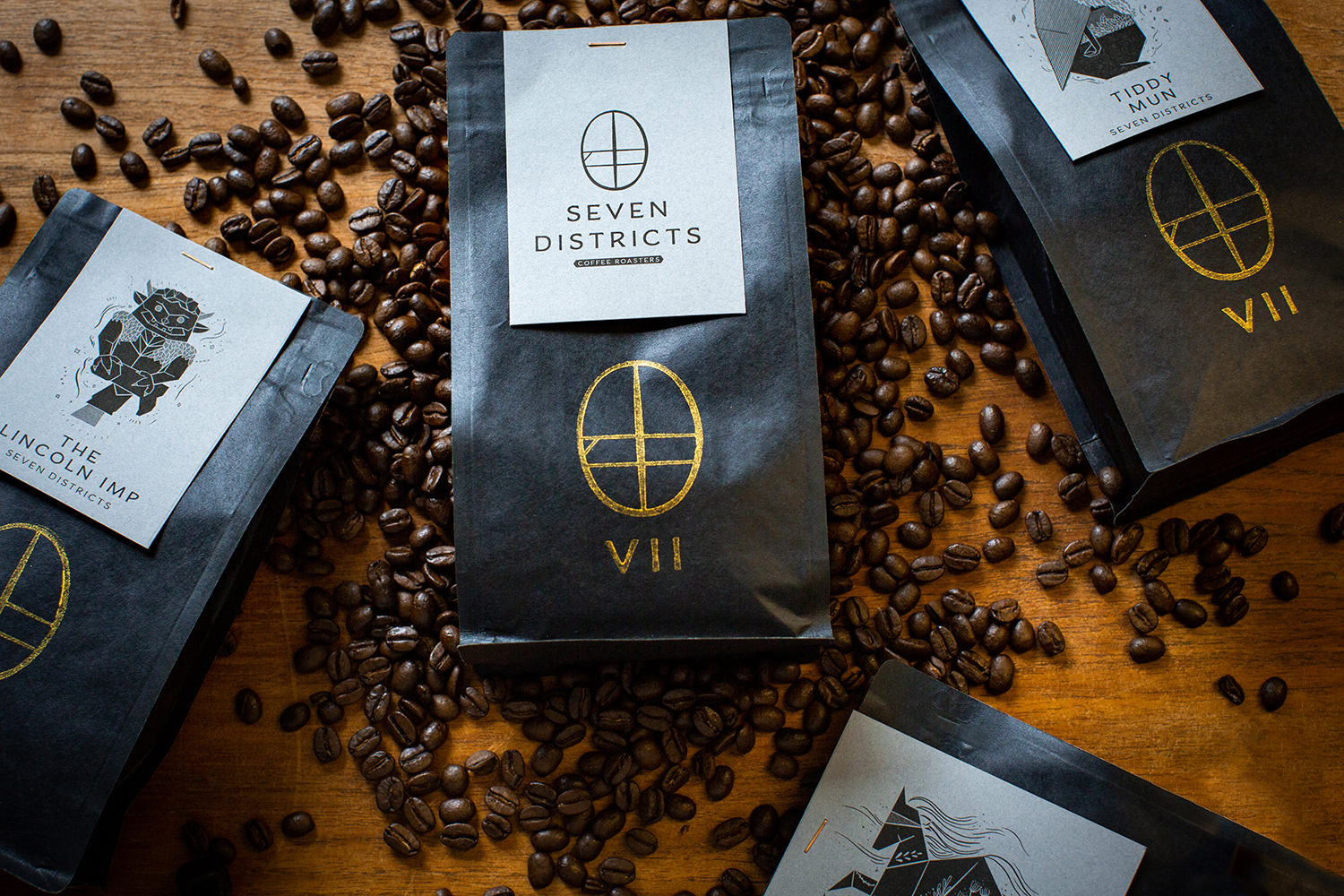 SEVEN DISTRICTS COFFEE ROASTERS