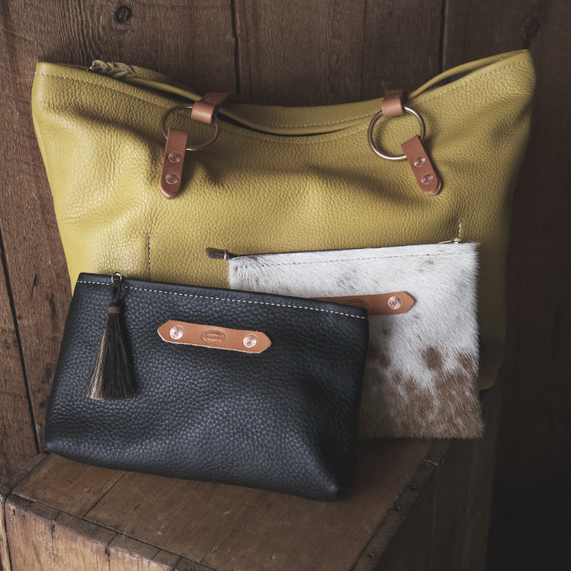 COPPERDOT LEATHER GOODS - Social, Email, Content, Creative