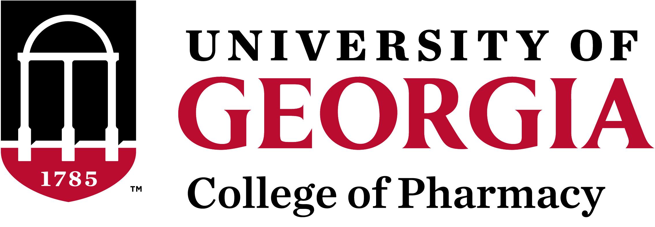 uga pharmacy school logo