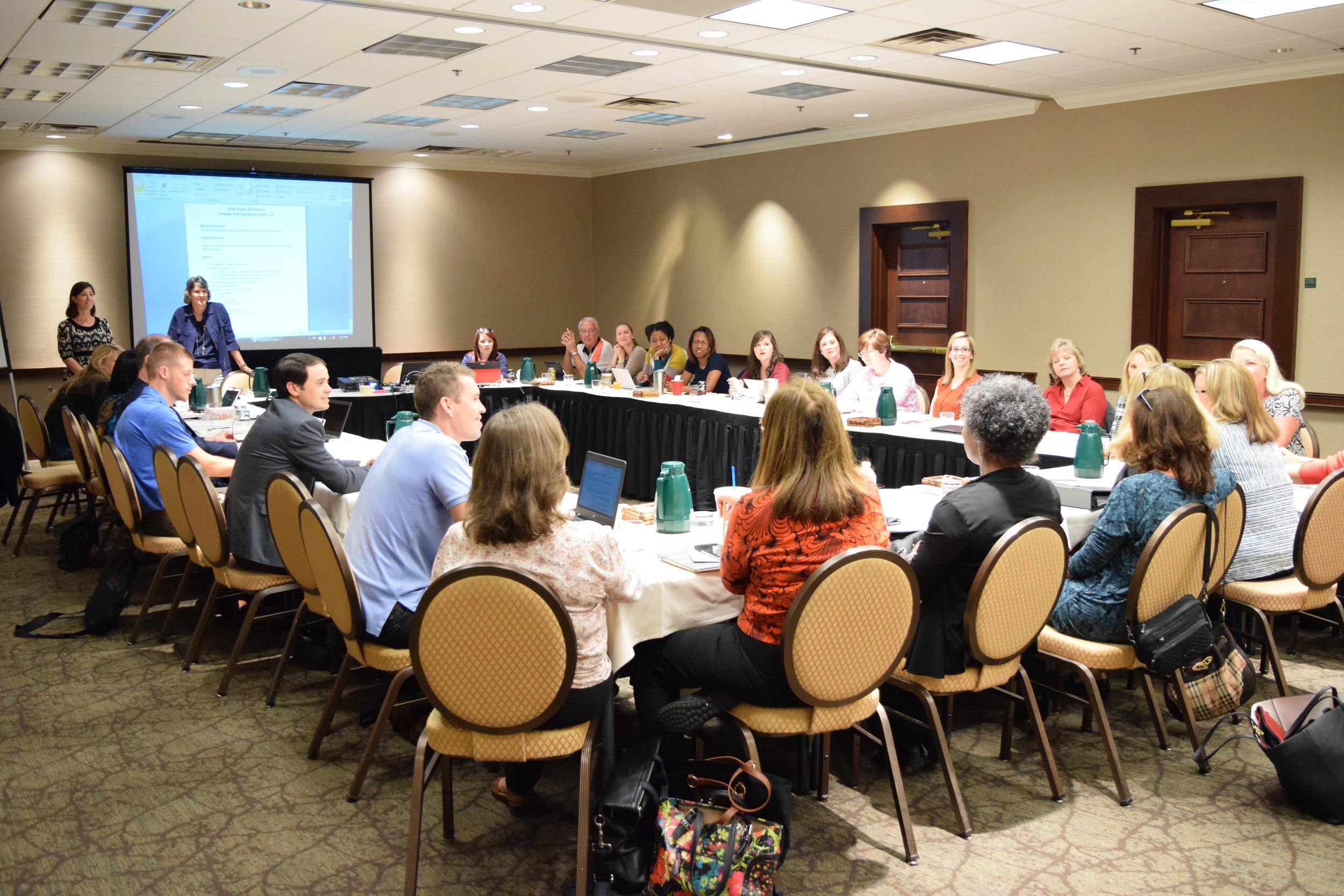 GSHP Meeting