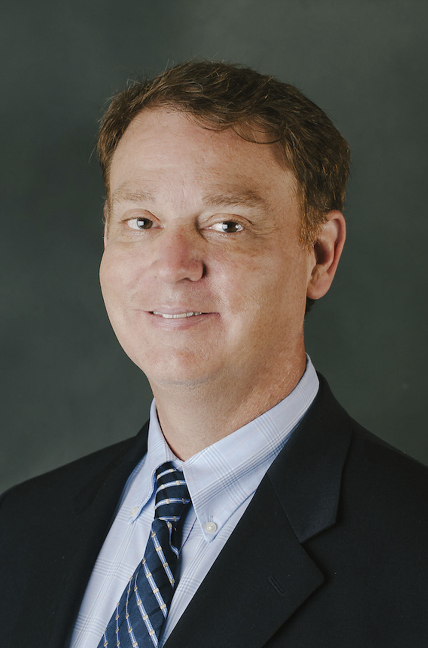 Scott McAuley  Treasurer