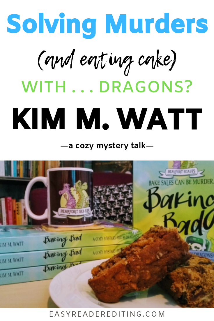 You will have a serious cake addiction after reading these books. - It's best to not fight it.