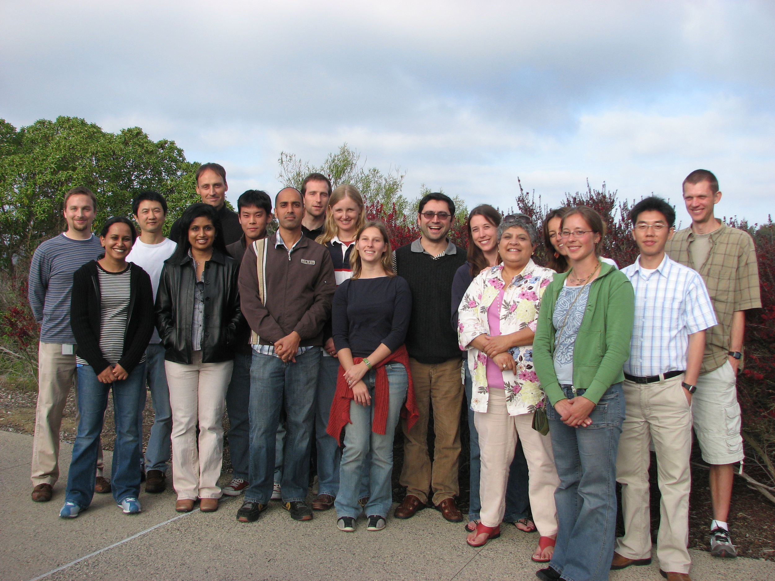 Lab 2007