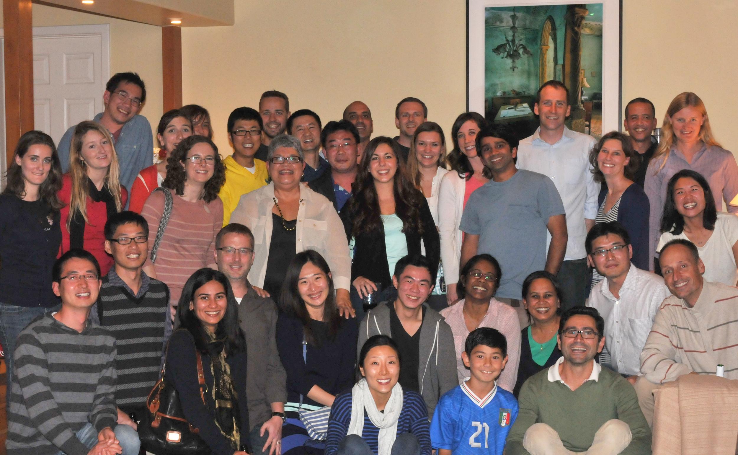 Lab reunion 2013