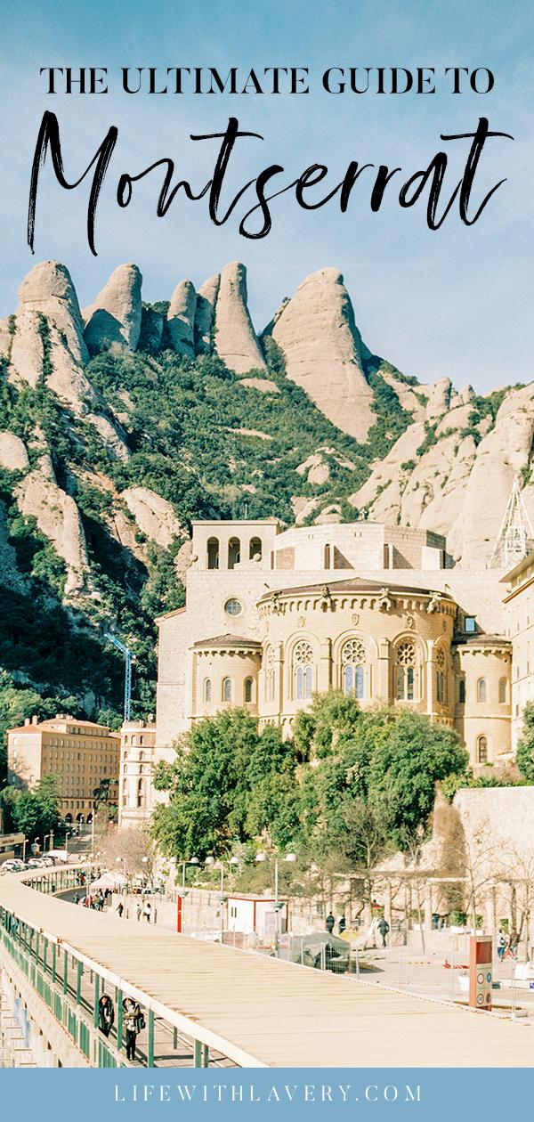 The Ultimate Guide to Montserrat, Spain | Travel Blog Europe Hiking Adventure Wanderlust