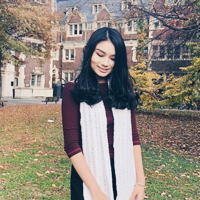 "Gabriella ""BeLisama"" Gwen  Alpha Zeta Class, #205  Finance, Marketing & Operations Management, Music (minor), W '22  Hometown: Jakarta, Indonesia"