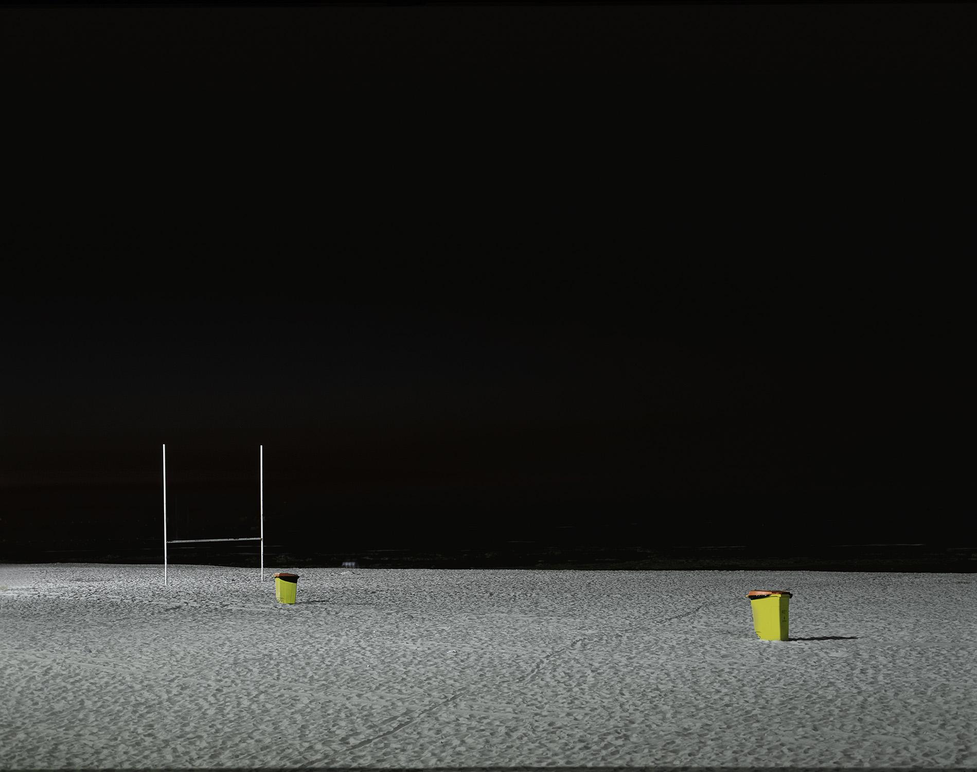 Football Field in Spain