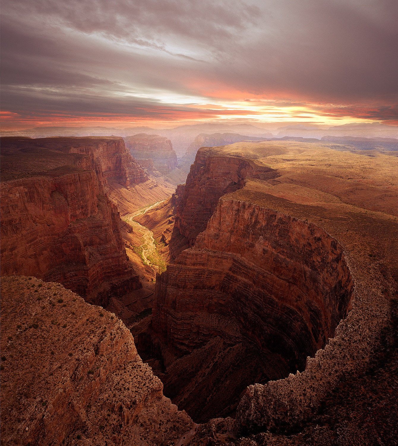 Peter Garfield -  Grand Canyon #5