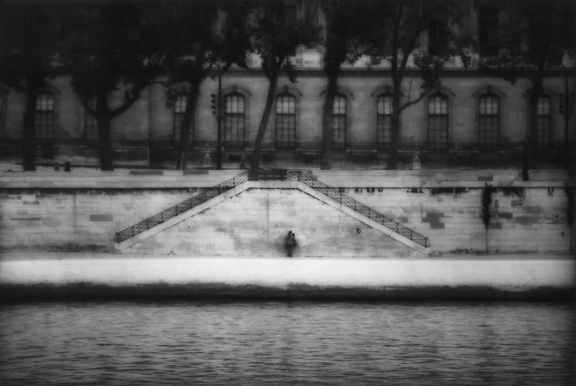 Jeff Zaruba -  Paris, From the Seine