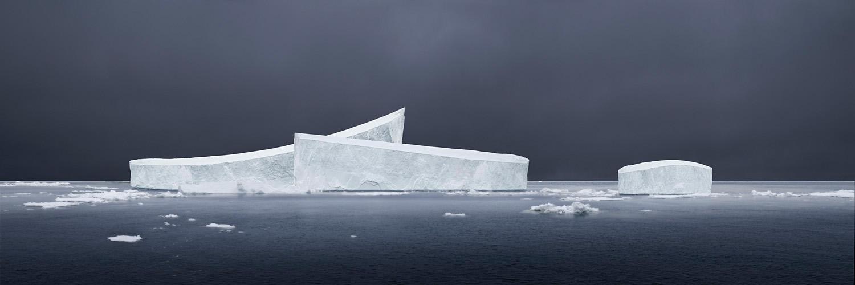 Mid Day Grey, Antarctica, 2007