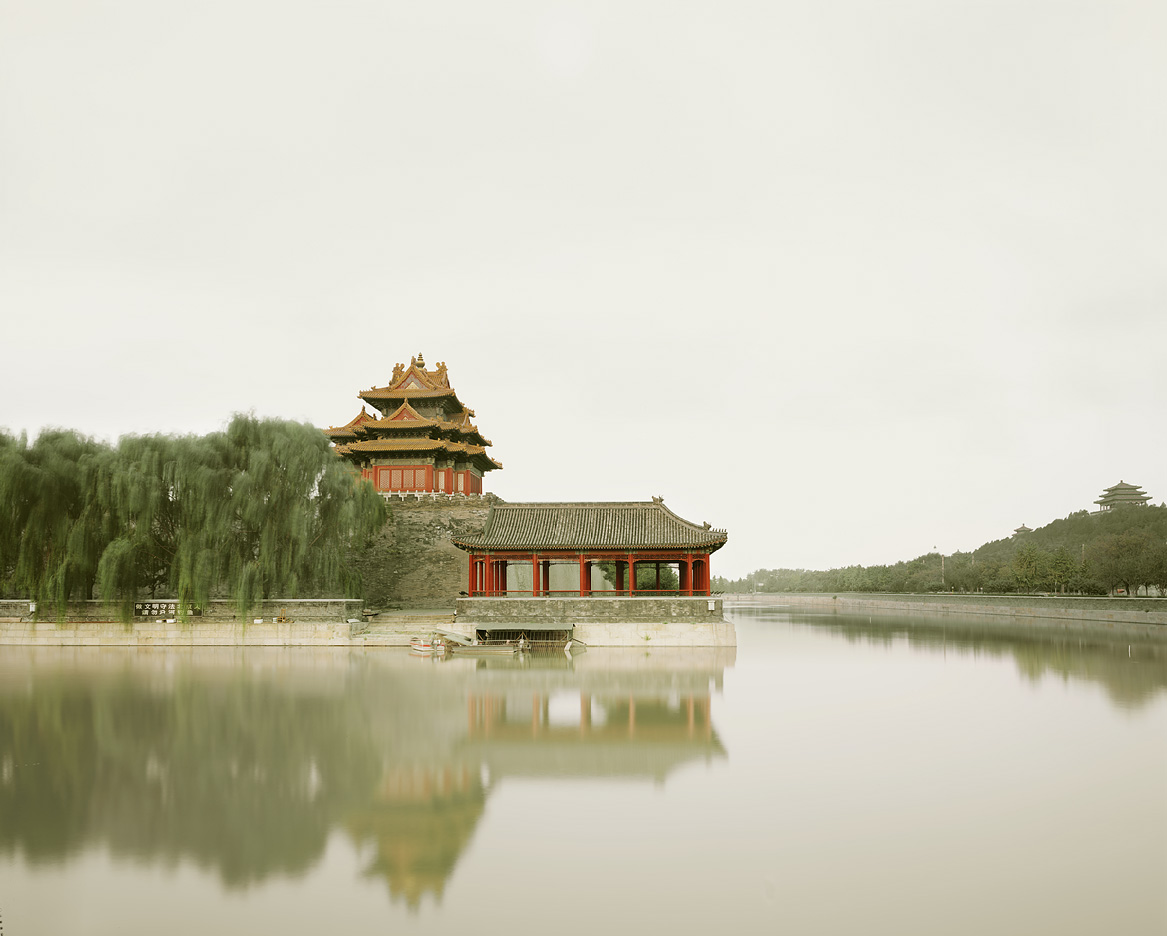 Forbidden City, Bejing, China, 2009