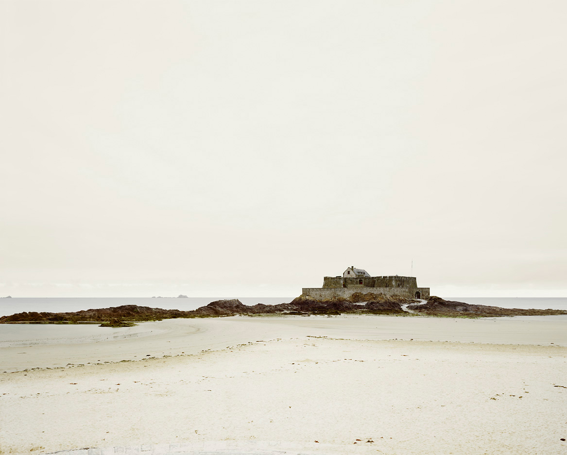 L'ile du Fort National, St-Malo, France, 2009