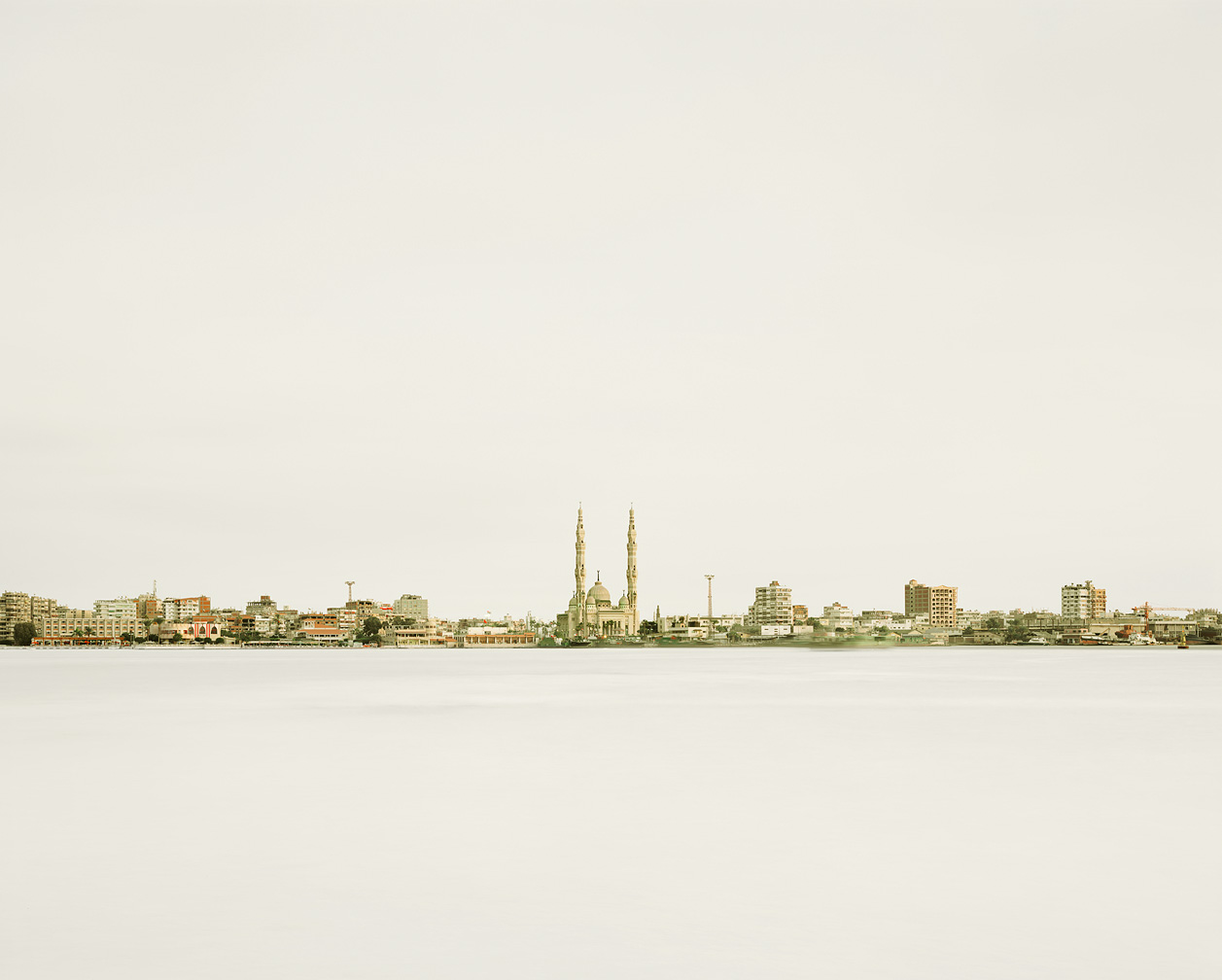 Port Said II, Egypt, 2009