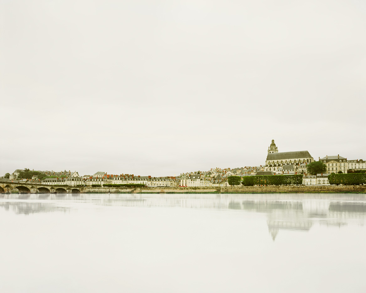 River Loire 1, Blois, France, 2009