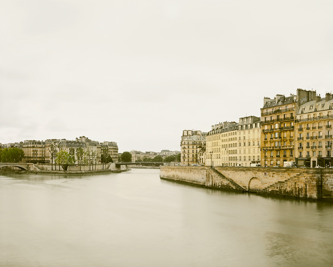 River Seine I, Paris, France, 2009