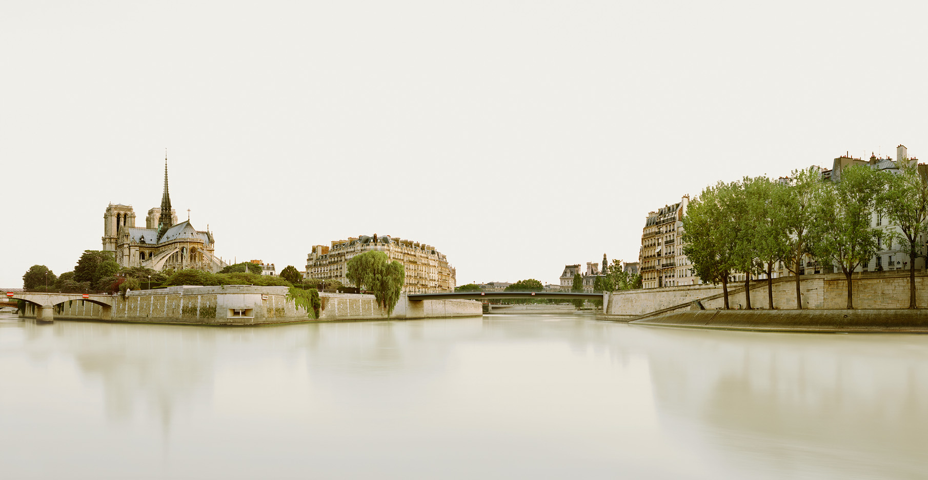 River Seine II, Paris, France, 2009
