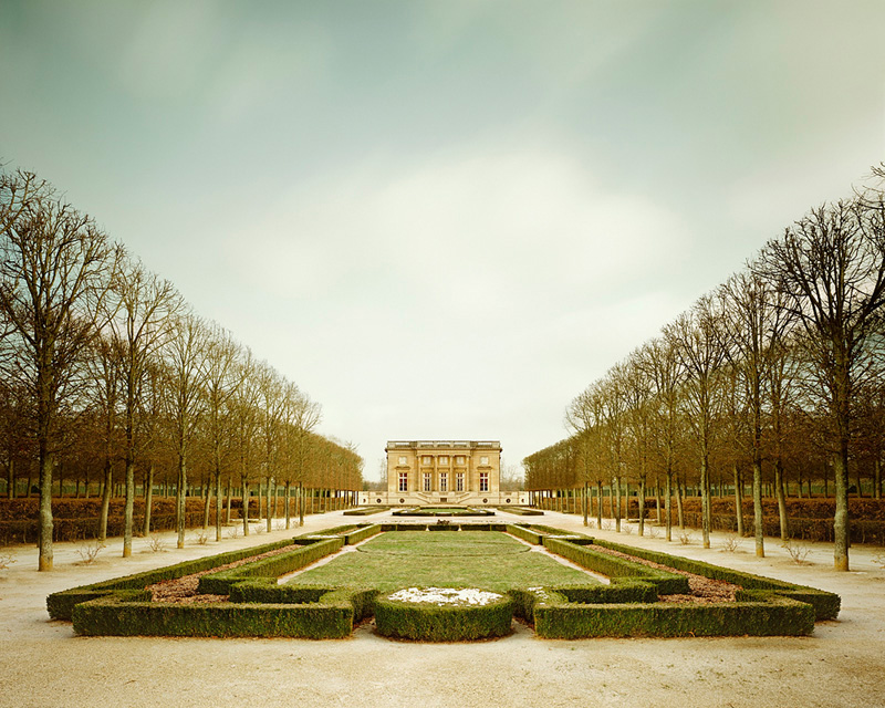 Marie Antoinette's Château, Versailles, France, 2010