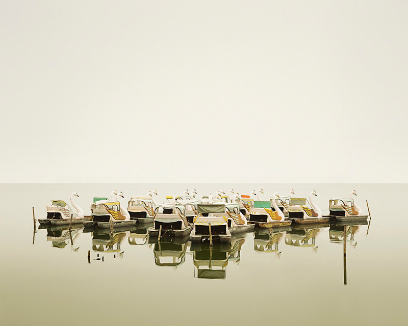 Swan Boats, Hanoi, Vietnam, 2010