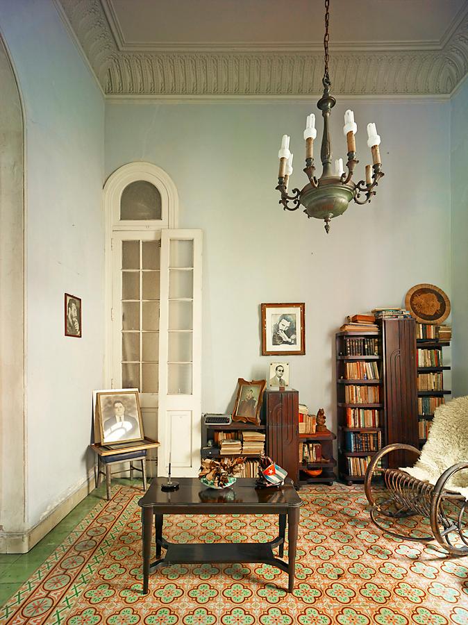 Drawing Room, Havana, Cuba, 2104