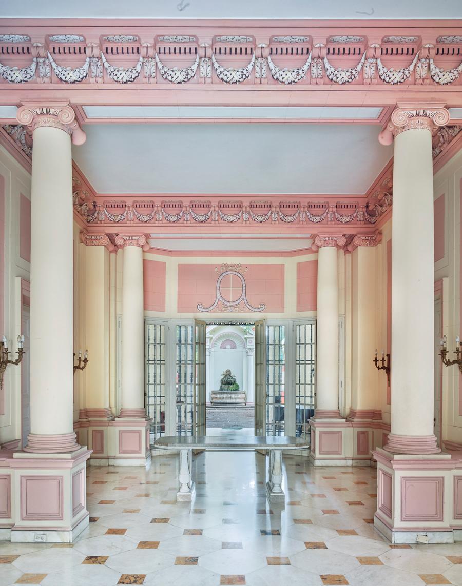 Pink Room, Havanna, Cuba, 2014