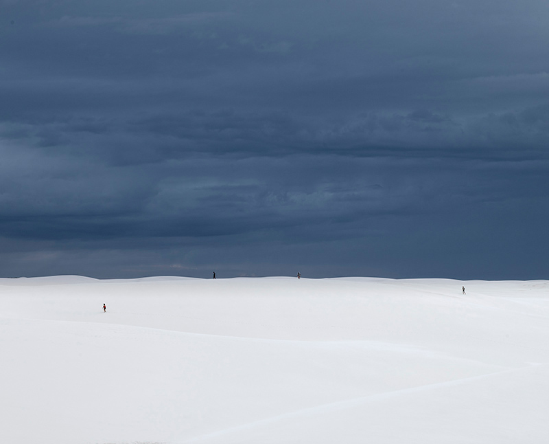 Desert Walk (Dispursed), Lençóis Maranhenses, 2013