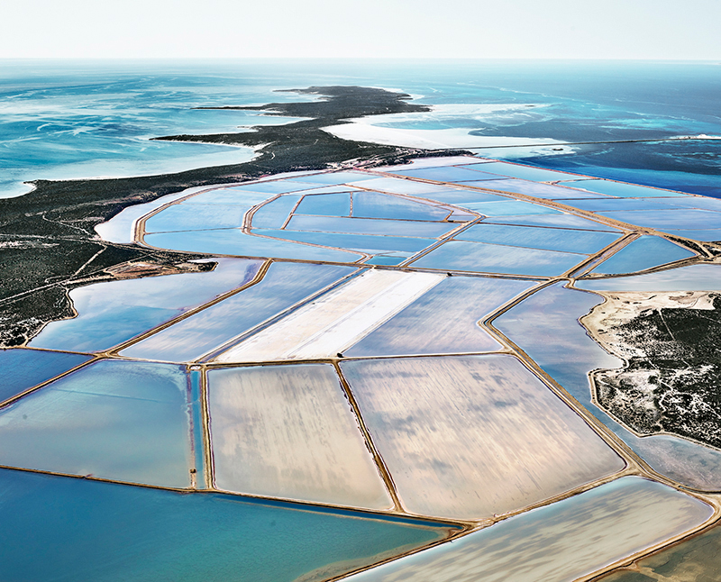 Blue Ponds 04, Shark Bay, Western Australia, 2015