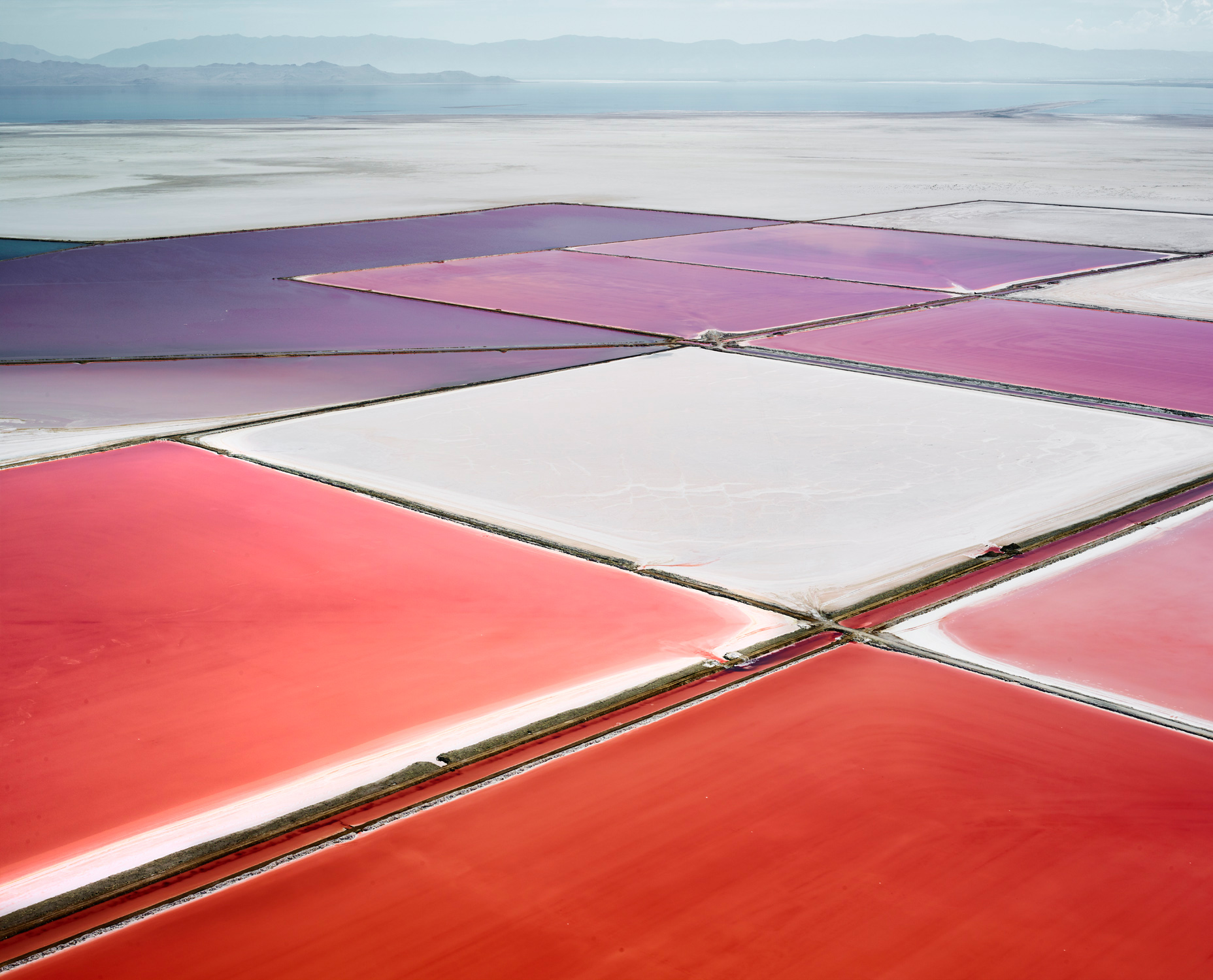 Saltern Study 14, Great Salt Lake, UT, 2015