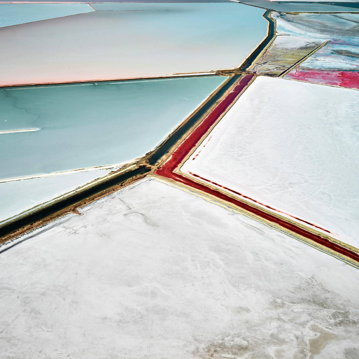 Saltern Study 17, Great Salt Lake, UT, 2015