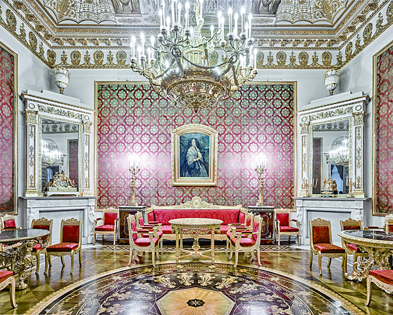 Red Room, Yusopof Palace, 2015