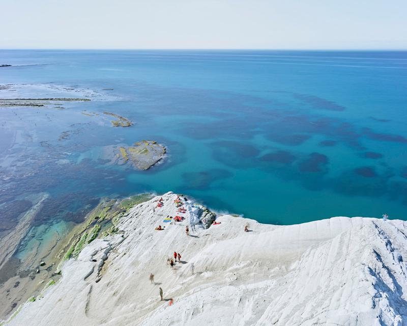 Blue Coast, Realmonte, Agrigento, Sicily, 2016