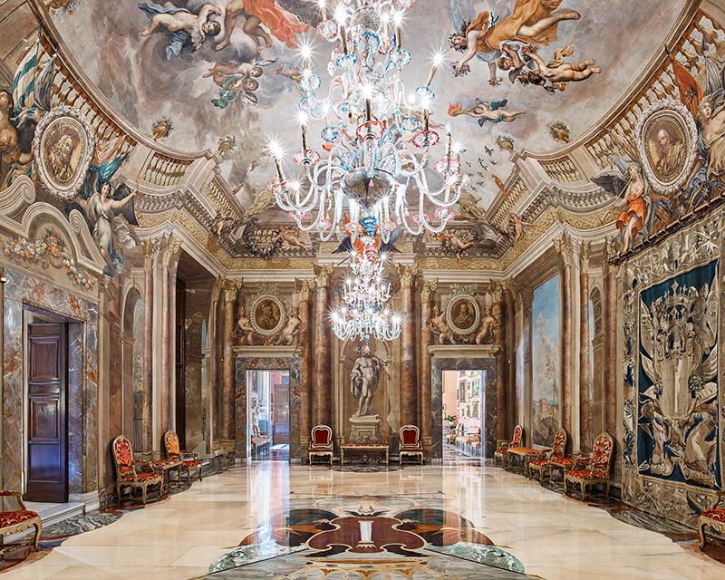 Galleria Colonna II, Rome, Italy, 2016