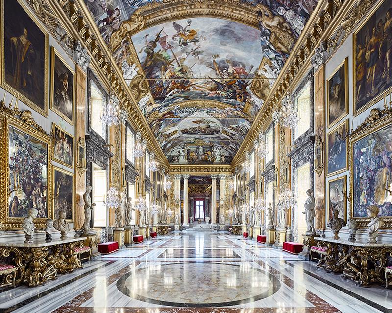 Galleria, Palazzo Colonna, Rome, 2016