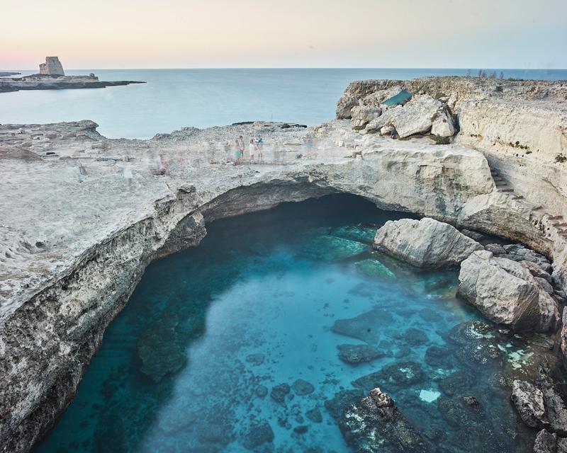 Grotta, Pugila, Italy 2016