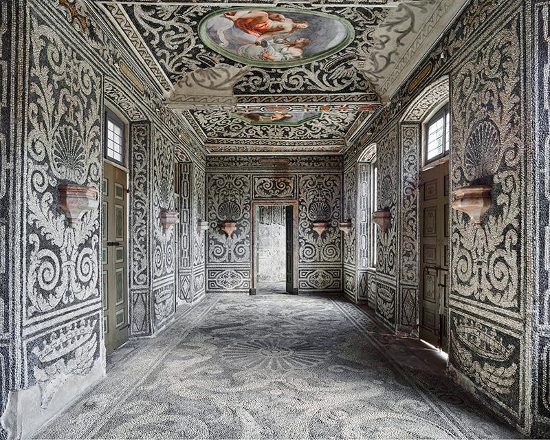 Palazzo Borromeo Arese, Cesano Maderno, Italy, 2016