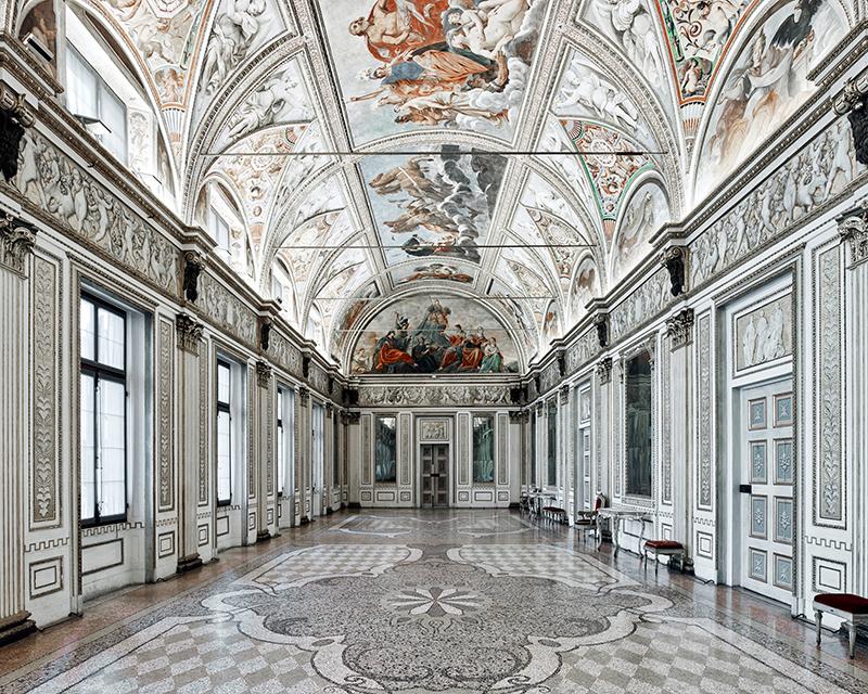 Palazzo Ducall, Mantova, Italy, 2016