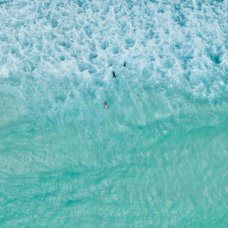 Surfers, Perth, WA, 2016