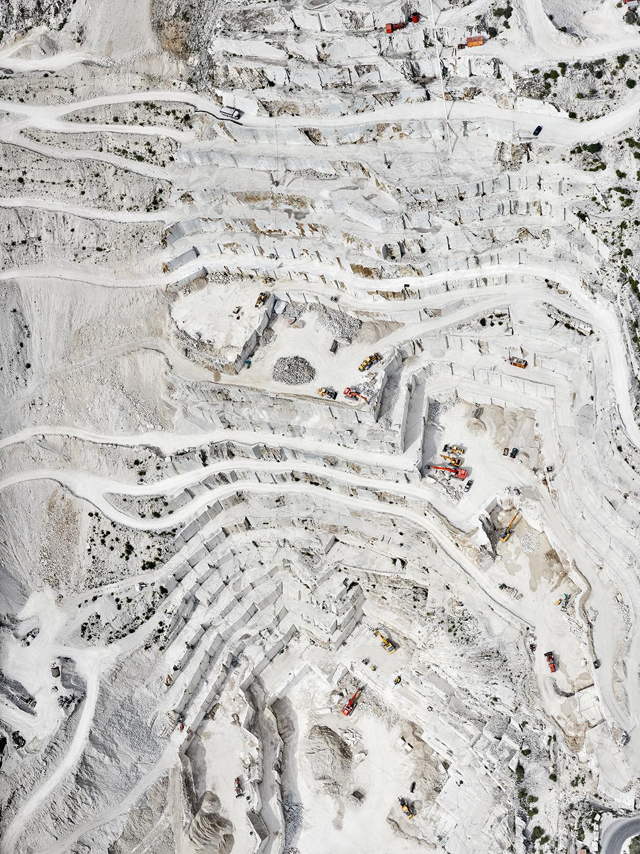 Cava Bianco IV, Carrara, Italy, 2018