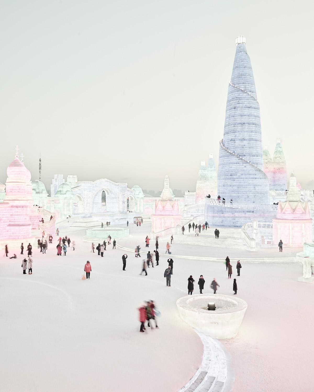 A Walk Harbin, China, 2018