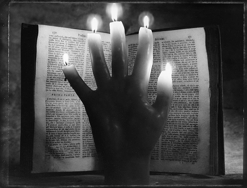 Sean Kernan -  Hand Candle