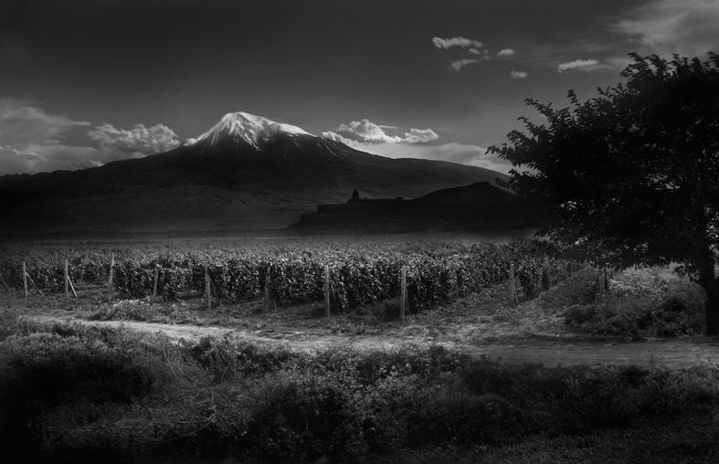 Jean Michel Berts -  Ararat Mountain