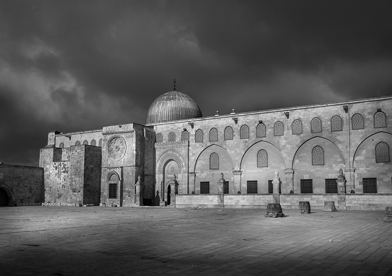 Jean Michel Berts -  Al-Aqsa Mosque