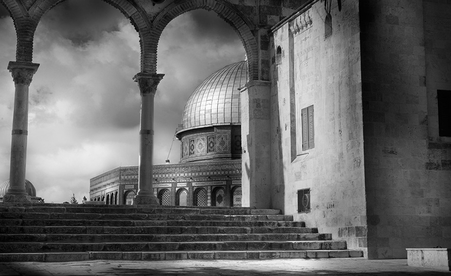 Jean Michel Berts -  Dome of the Rock