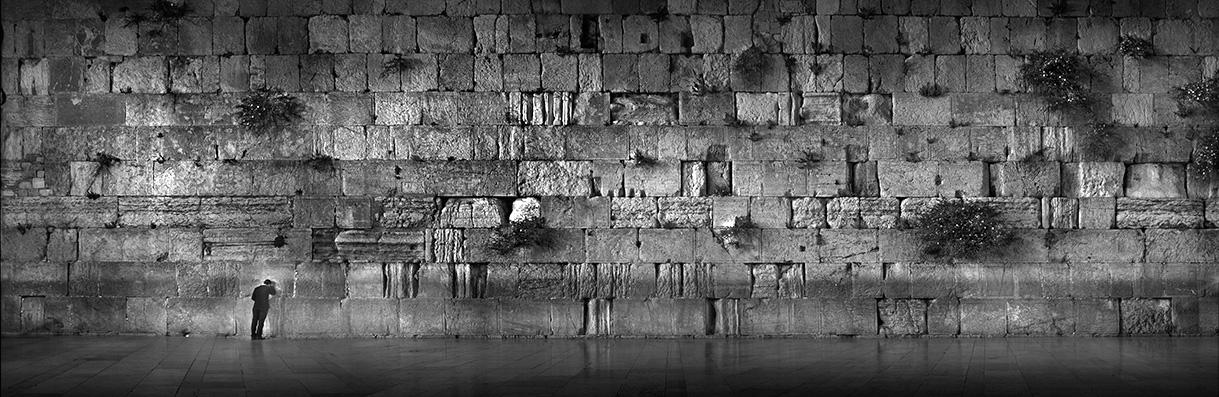 Jean Michel Berts -  Kotel, Western Wall