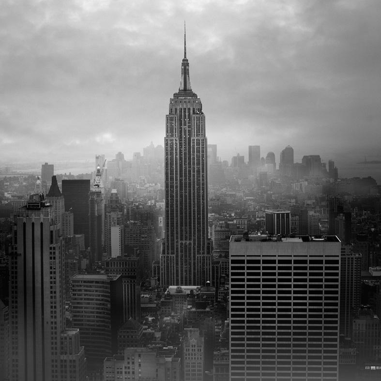 Jean Michel Berts -  Empire State Building
